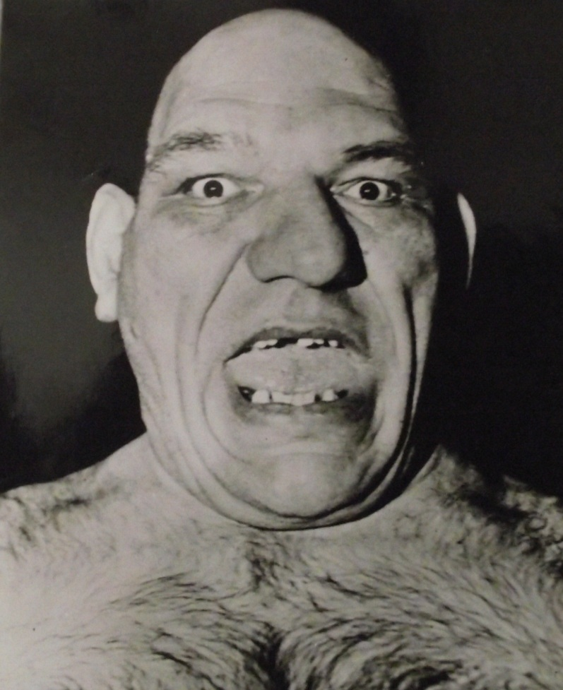 ... Maurice Tillet, Angel Death Masks, and how he inspired Shrek: PICTURES Maurice Tillet Shrek