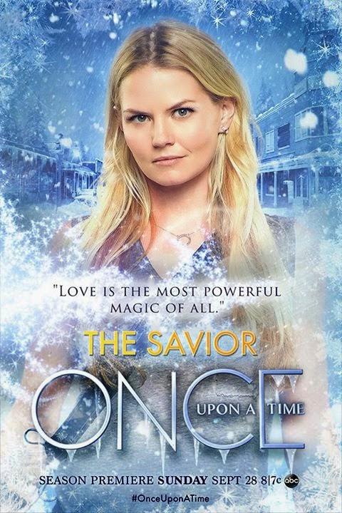 Once Upon a Time - Season 4 - The Savior - Character Poster