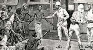 suffering in british india Ruin of india by british rule there are more people in british india than ever there were while suffering under.