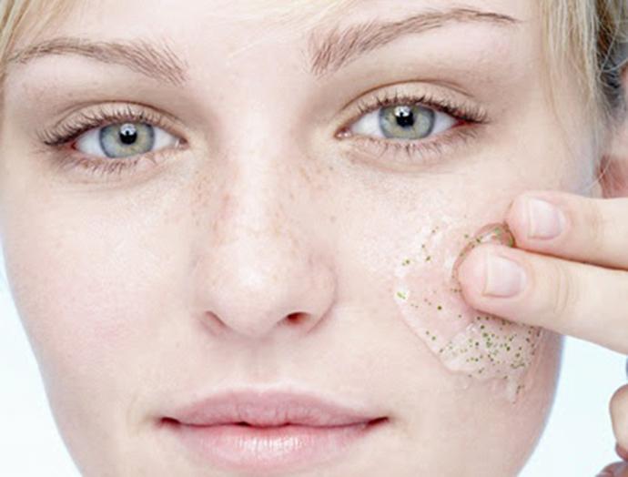 Face exfoliation