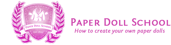 Paper Doll School