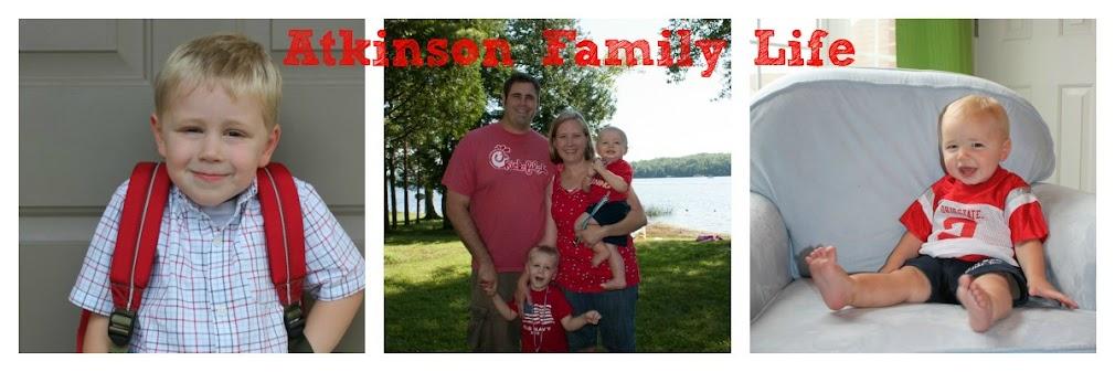 Atkinson Family Life