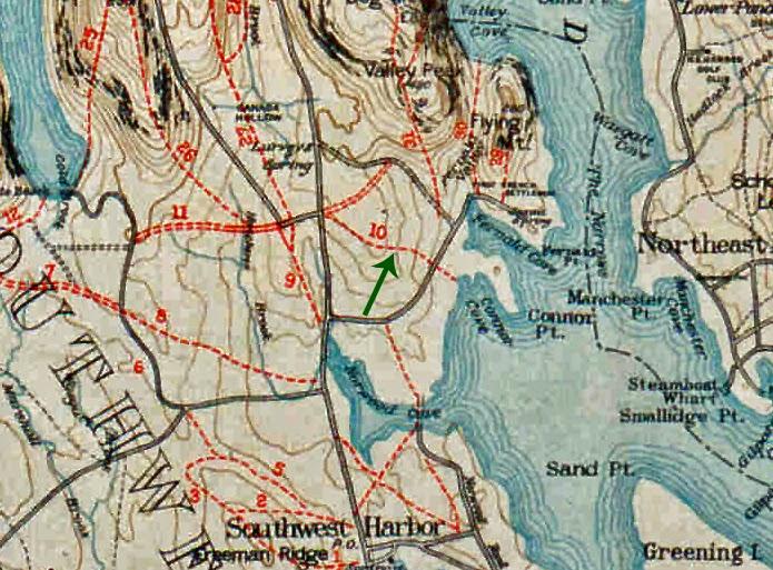 The Memorials of Acadia National Park