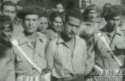 محمود عبد اللطيف بعد القبض عليه في المنشية ويرى اثر التعذيب