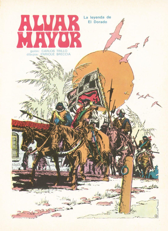 El arte del comic y la ilustración ALVAR1