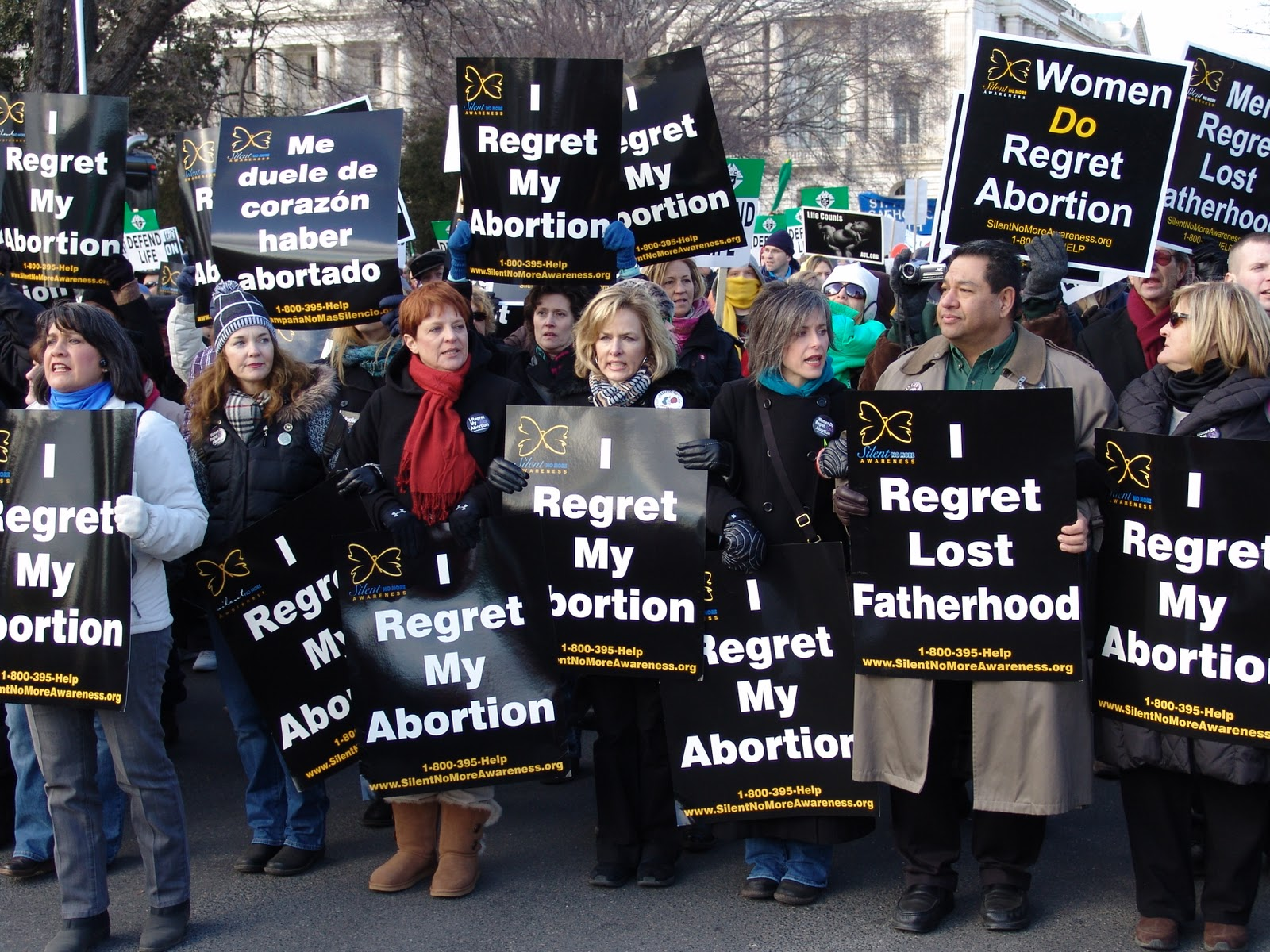 """If I Had It To Do Over Again, I Would Never Have Chosen Abortion"""