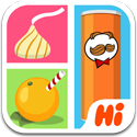 Hi Guess The Food App iTunes App Icon Logo By Man Zhang - FreeApps.ws