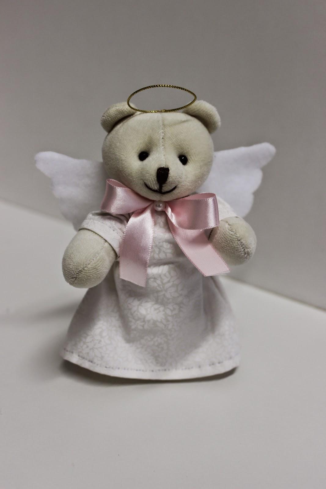Ursinho anjo