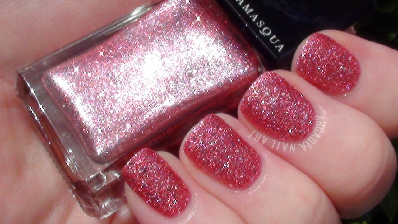 Fire Rose by Illamasqua, Shattered Stars Nail Varnish