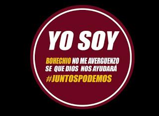 """Iglesia Evangélica envía mensaje: """"Bohechío Juntos Podemos"""" por el conavirus"""