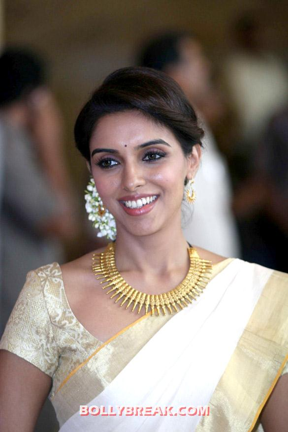 Asin in tradiotional Onam Dress - Asin Onam Photos in Mumbai