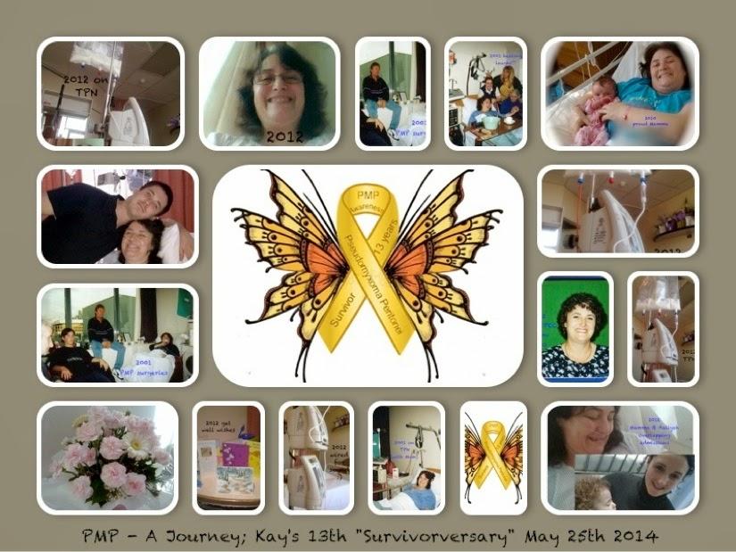 13 year Suvivor-versary May 25th 2014