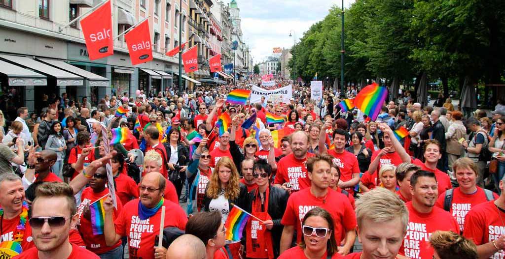 A cada mês de agosto, a segunda cidade da Espanha recebe a maior Parada do Orgulho da Europa, que atraiu 71.000 visitantes neste ano.