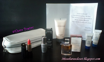 Lancome Travel Size Exclusive