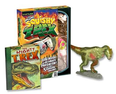 SmartLab Toys Squishy T-Rex