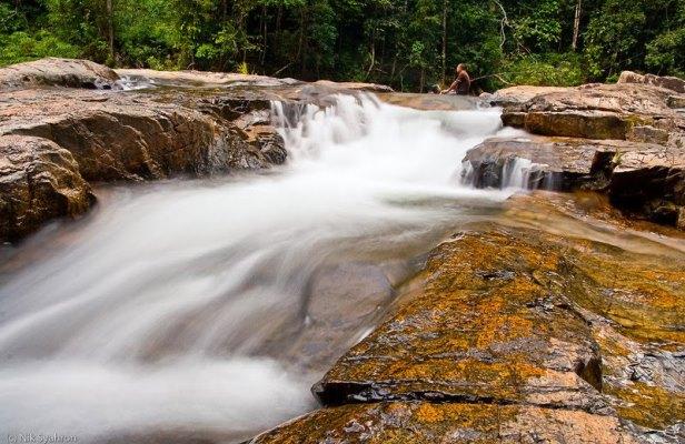 Hutan Lipur Lata Tembakah, Terengganu