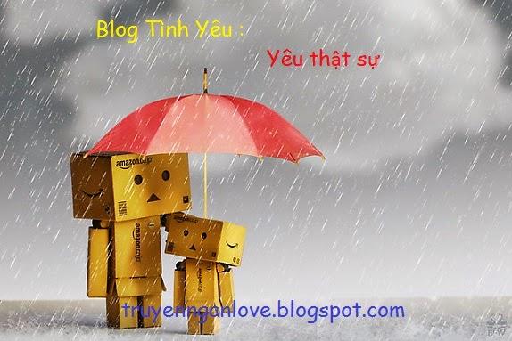 Blog Tình Yêu : Yêu thật sự