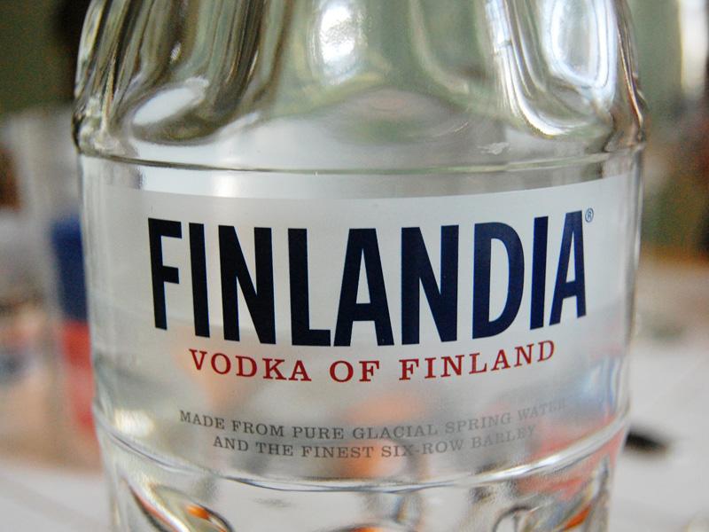 FINLANDIA (Финляндия) 0.05L