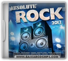 CD Absolute Rock 2012 Download