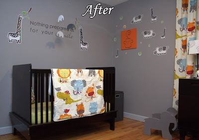 Baby's Room - After