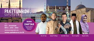 Satutours Travel Umroh Di Jakarta, Bogor, Tangerang, Depok, dan Bekasi
