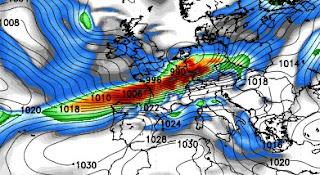 Sturm und Orkan Deutschland Dezember 2011: Orkan am Freitag, 16. Dezemberwird wahrscheinlich Deutschland und Frankreich betreffen, Deutschland, Orkan Sturm Hurrikan Deutschland, aktuell, Sturmwarnung, Dezember, 2011, Vorhersage Forecast Prognose, Wettervorhersage Wetter,