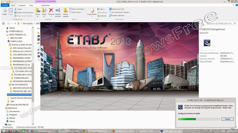 download+CSI+ETABS+2013+v13.1.1+Build+1035+(1+Year+License)  CSI ETABS 2013 v13.1 Build 1035 [Ingles] [+ generador licencia lservrc] 1 y 2 links