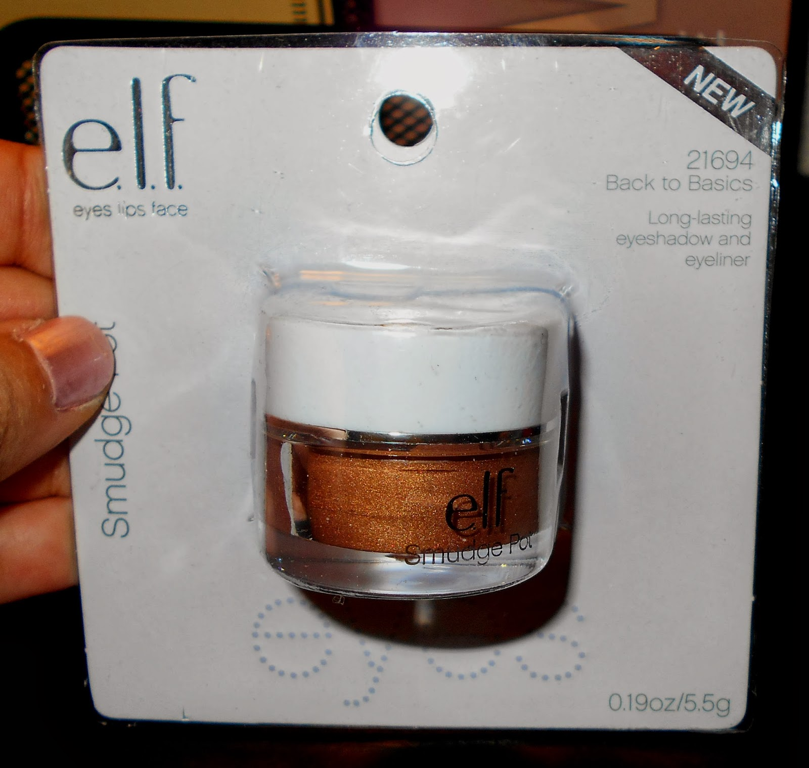 ELF Essential Smudge Pots