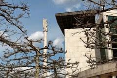 Nemzeti Színház park - National Theatre park