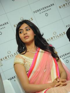 Samantha Latest Stills at Kirtilals Event