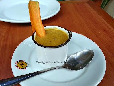 Carro de Boi na Salvador Restaurant Week 2015: Caldo Fogosinho