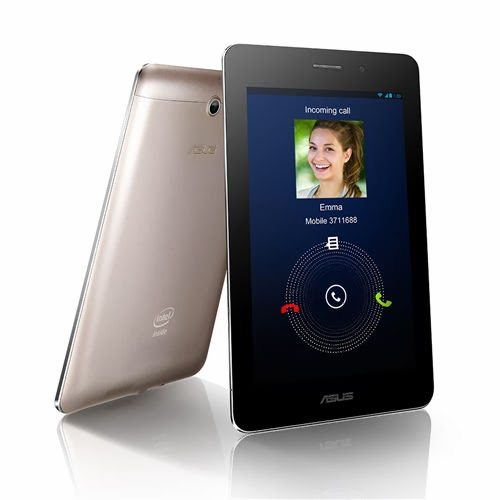 spesifikasi Asus Fonepad Tablet 7 inci