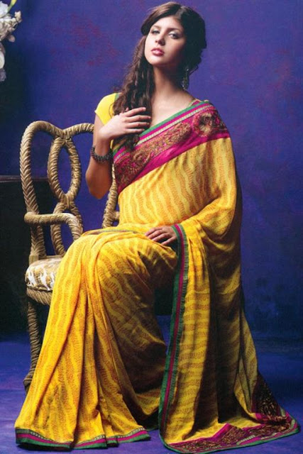 Fancy Indian Women Saree Trends