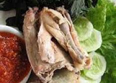 resep praktis (mudah) memasak ayam pop spesial khas padang enak, gurih, lezat