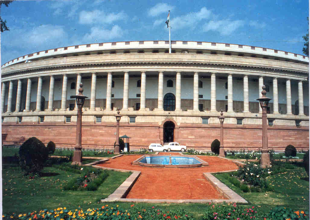 Parliament House , Parliament House Delhi , Parliament House India ...