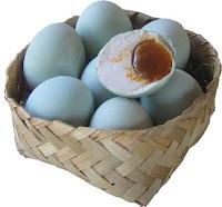 Resep Telur Asin Brebes