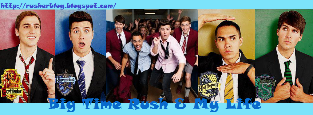 Big Time Rush & My Life