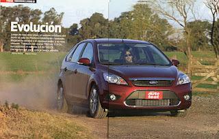 revista auto test ford focus