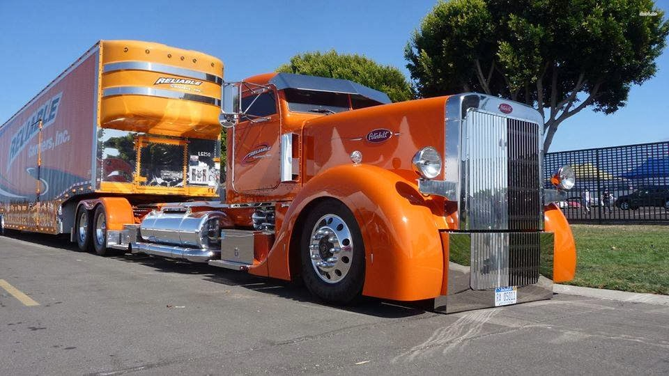 Truck Drivers U.S.A : The Best Modified Truck vol.2