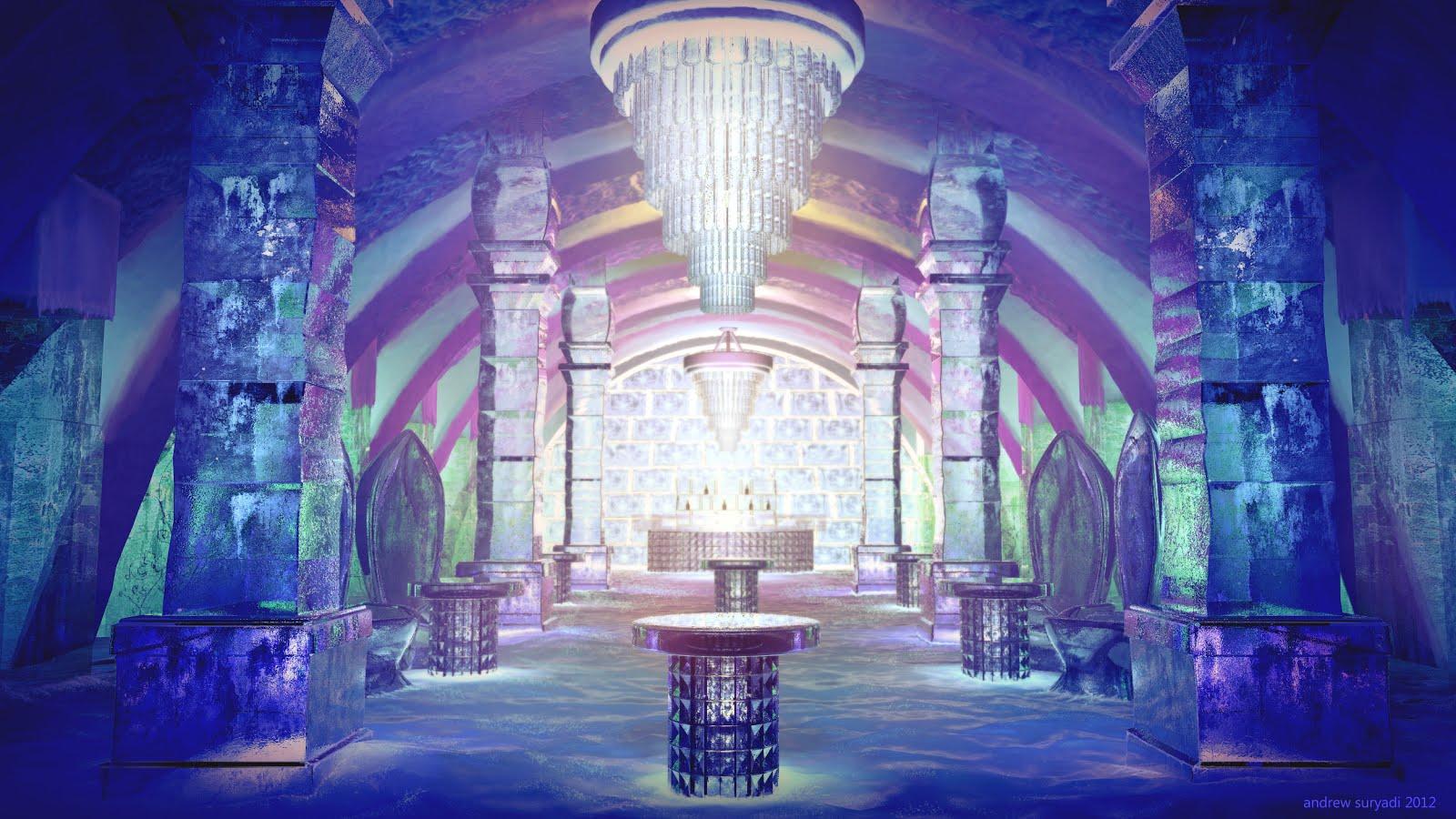 Ice Hotel | Andrew Suryadi