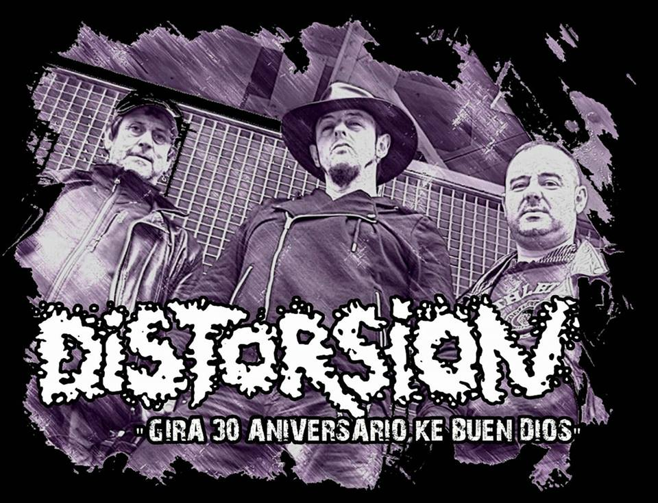 ENTREVISTA A DISTORSION