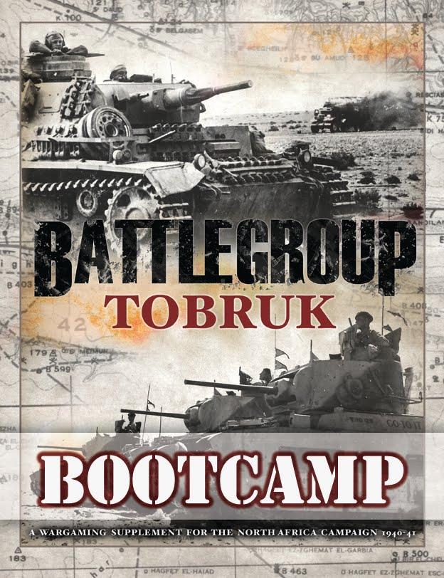 "Battlegroup Bootcamp ""Tobruk"""