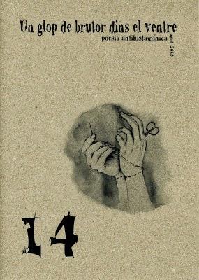 LLEGIRÀS L'ÚLTIM VERS (Papers de Sa Punta Grossa, 2013)