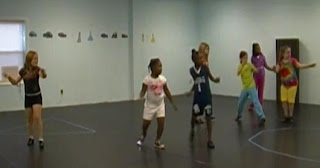 8 year old charlotte dance classes
