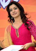 Tamil Cinema: Samantha New Homely Pics