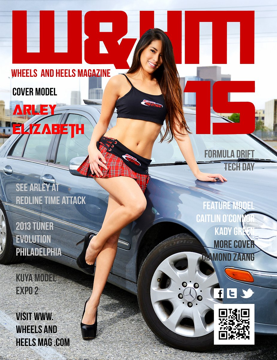 Wheels and Heels Magazine Issue 15 (AE)