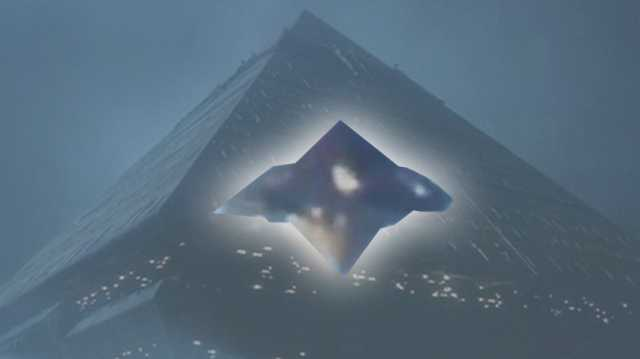 Pyramid-shaped UFO 'Mothership' Appears Over Sao Paulo, Brazil