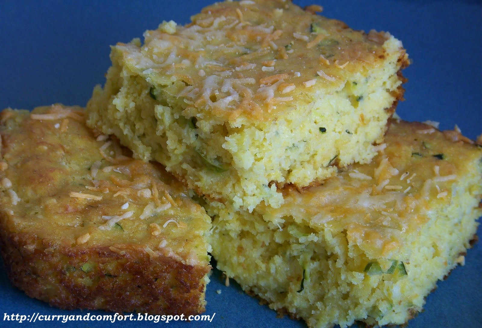 Zucchini Cornbread (Throwback Thursday)