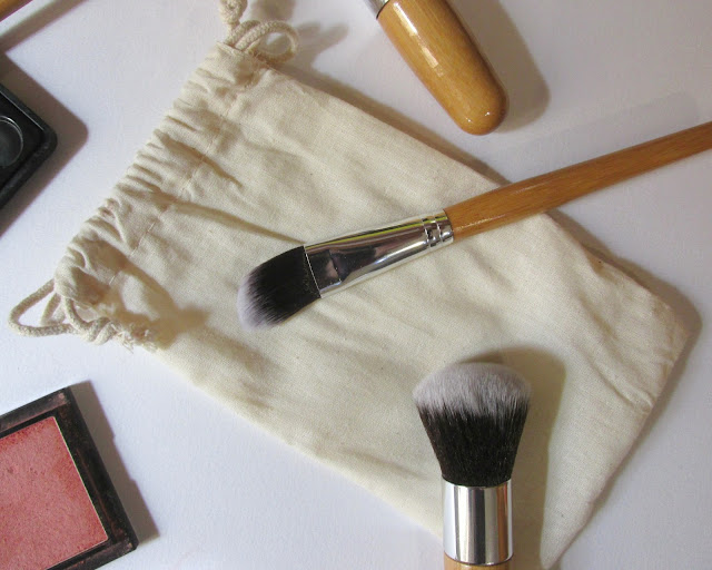 bamboo brushes, tmart review