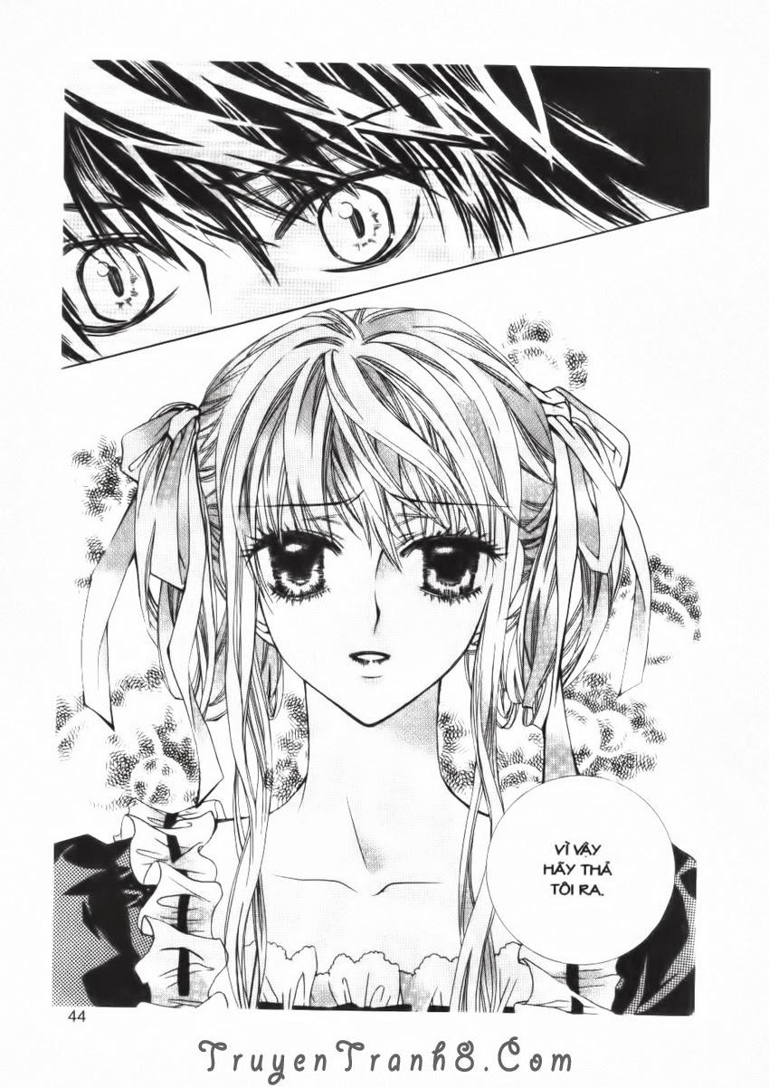 A Kiss For My Prince - Nụ Hôn Hoàng Tử Chapter 24 - Trang 9
